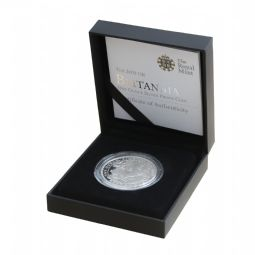 2009 Silver Proof Britannia Single With Certificate for sale